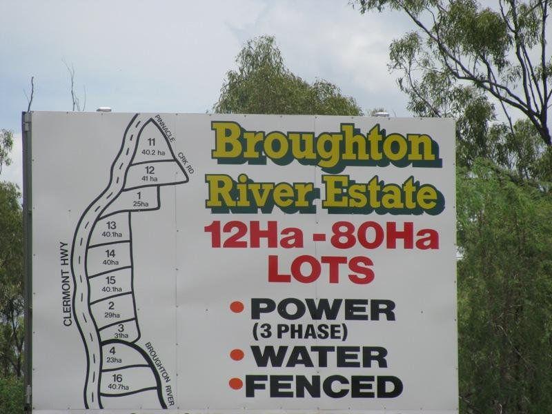Gregory Development Road, Broughton