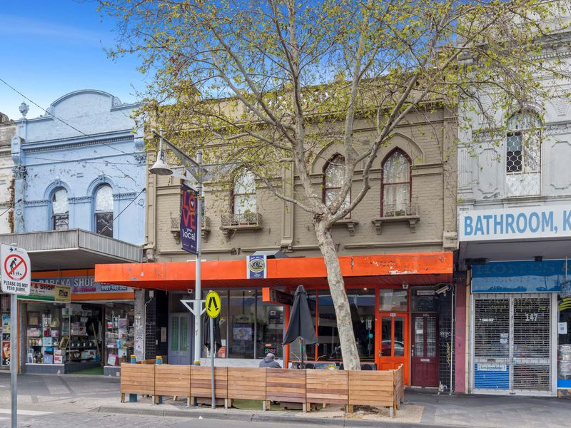 145 Nicholson Street, Footscray