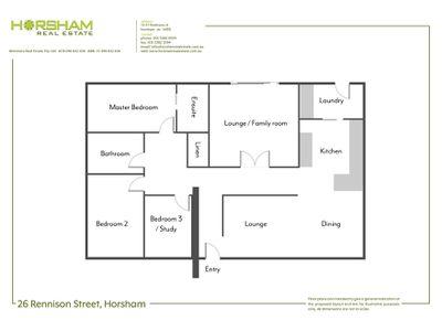 26 Rennison Street, Horsham