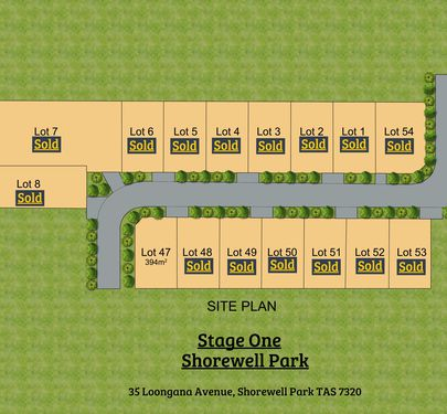 Lot 48, 35 Loongana Avenue, Shorewell Park