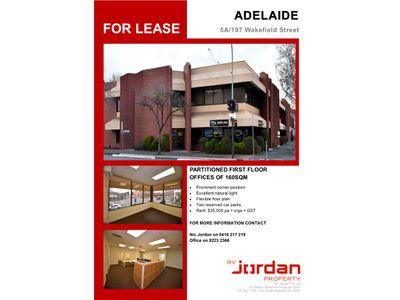5a / 197 Wakefield Street, Adelaide