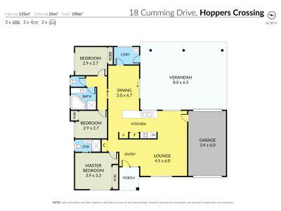 18 Cumming Drive, Hoppers Crossing