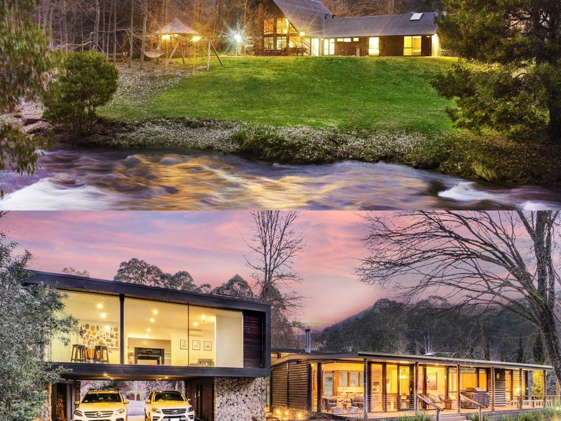 Holiday let management business and two Spectacular freehold award-winning riverfront properties.
