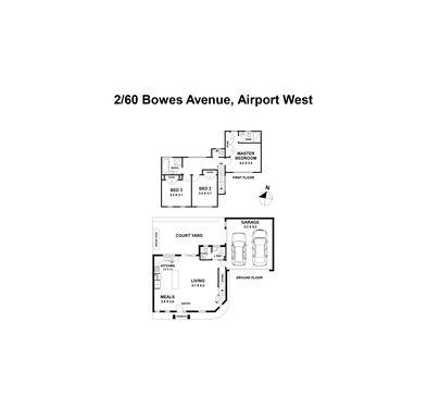 2 / 60 Bowes Avenue, Airport West