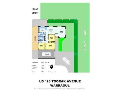 5 / 26 Toorak Avenue, Warragul