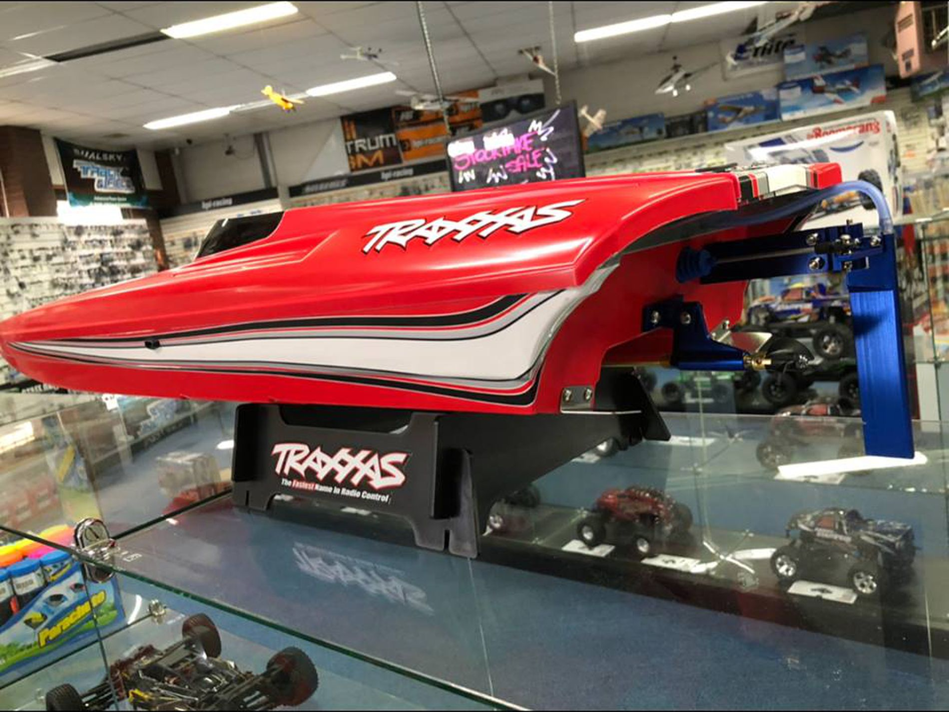 Hobby Shop For Sale