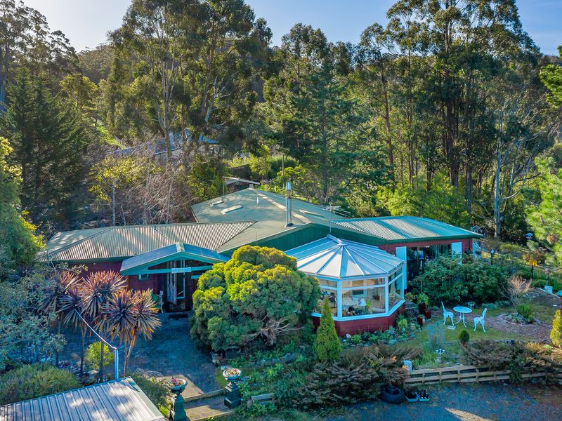 231 Silver Hill Road, Cygnet