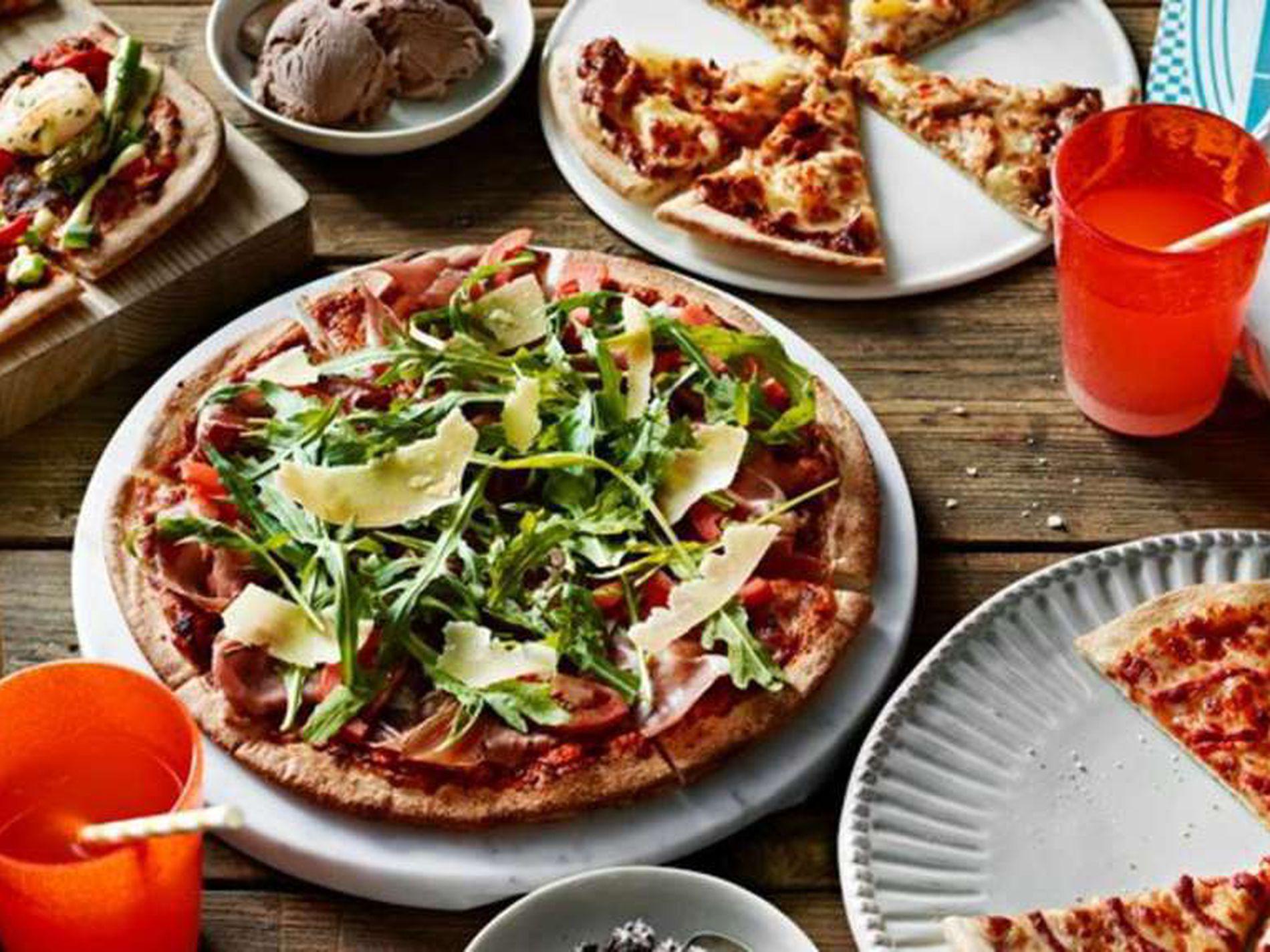 Prime Crust Gourmet Pizza Shop For Sale