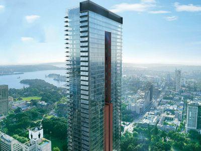 55xx / 115 Bathurst Street, Sydney