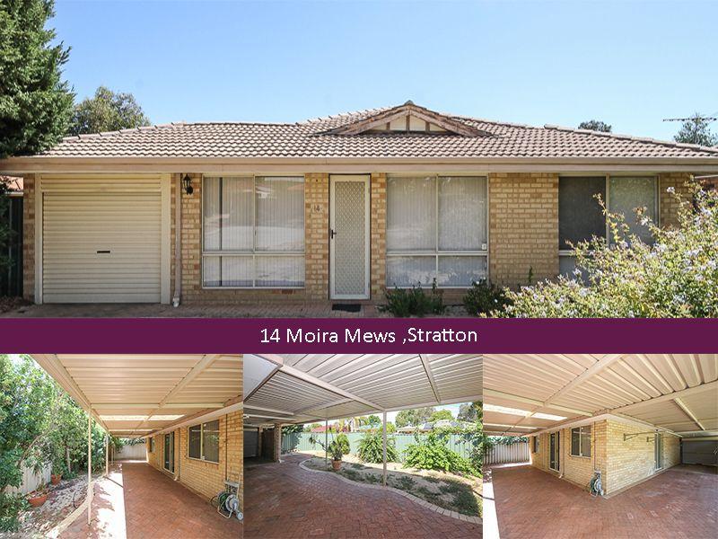 14 Moira Mews, Stratton