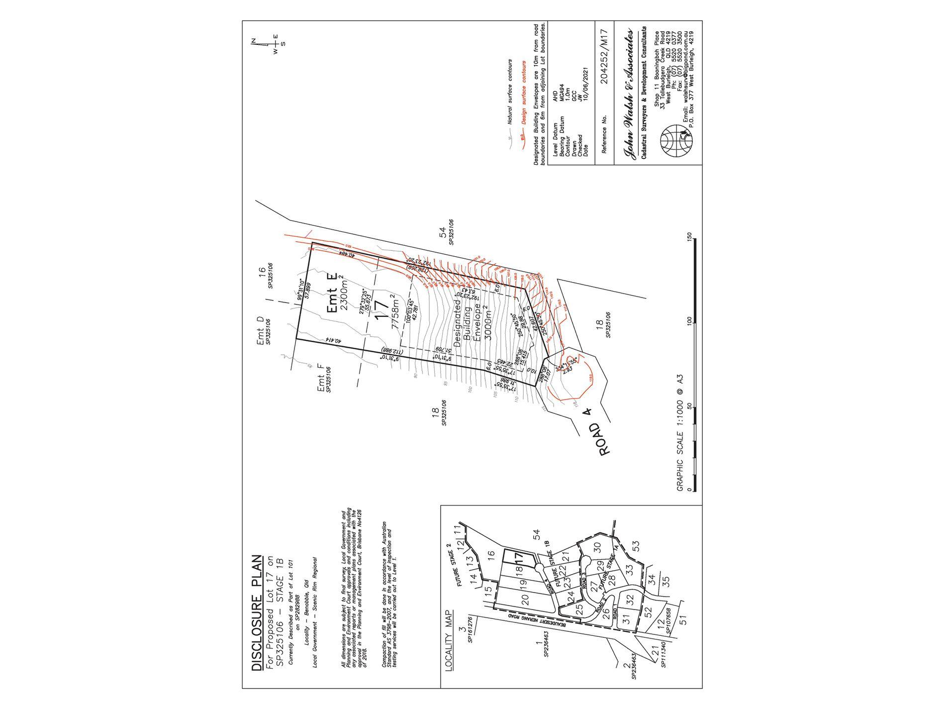 Lot 17, 2558 Beaudesert-Nerang Road, Canungra