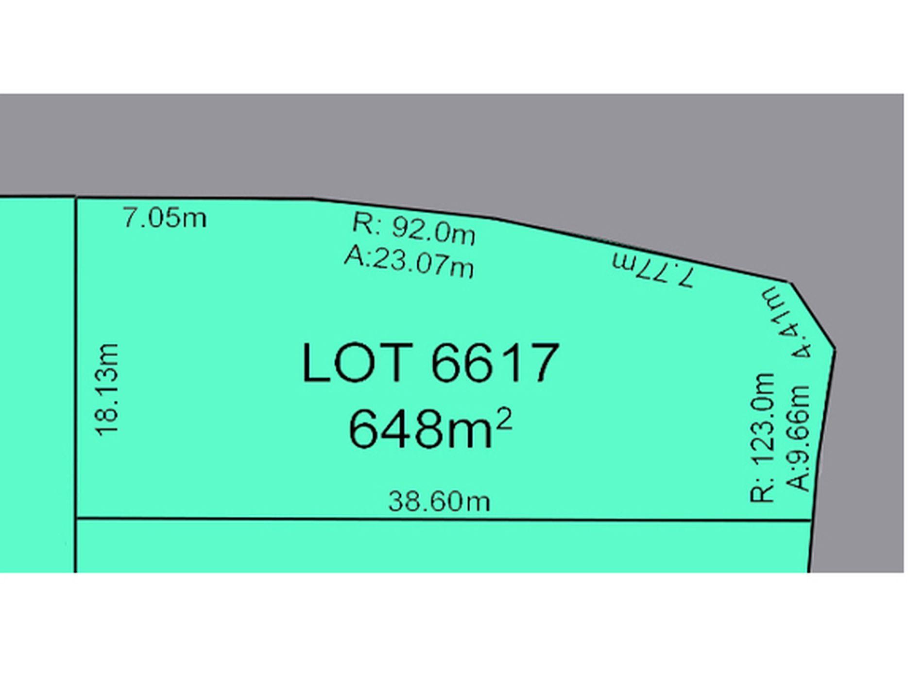 Lot 6617, Newton Avenue, Warragul
