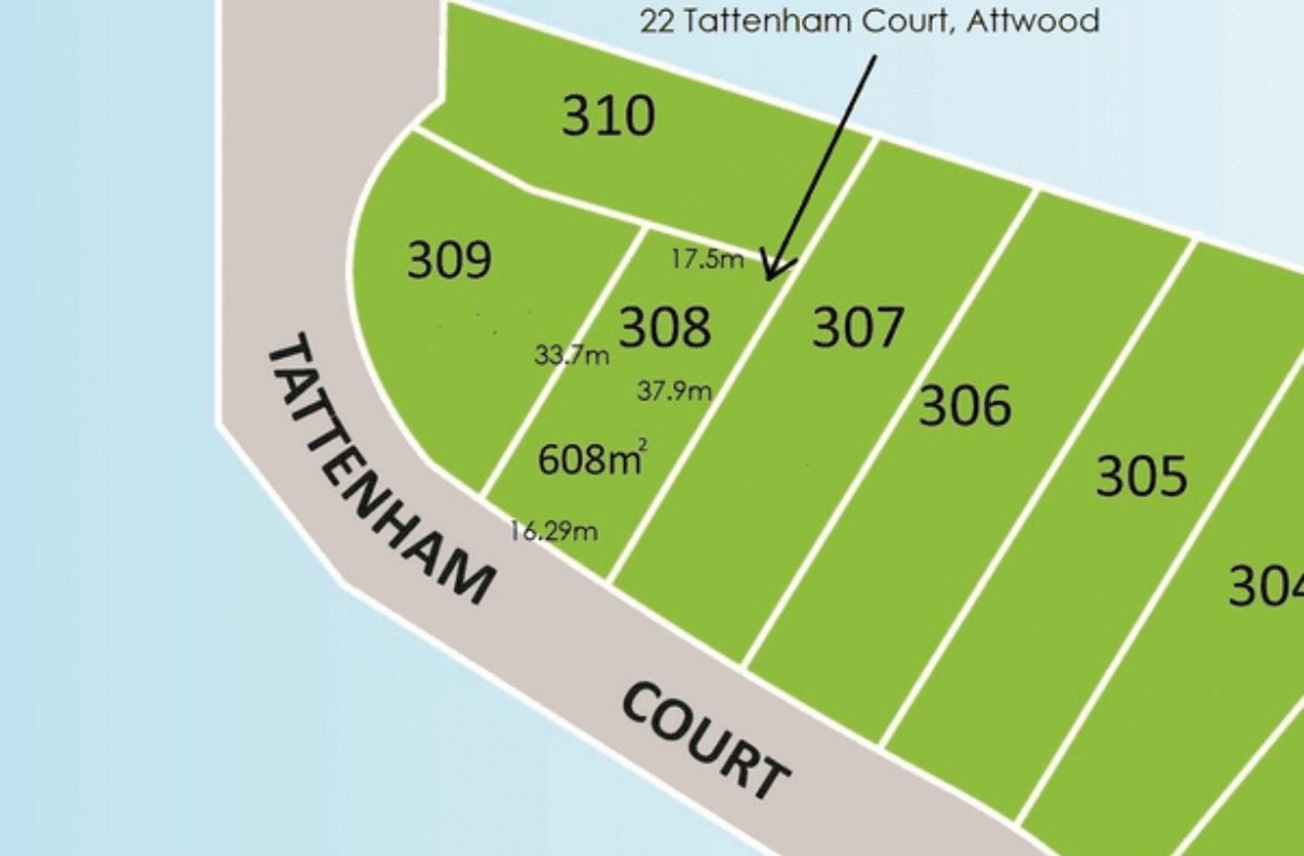 22 Tattenham Court, Attwood