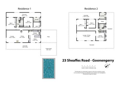 23 Sheaffes Road, Goonengerry