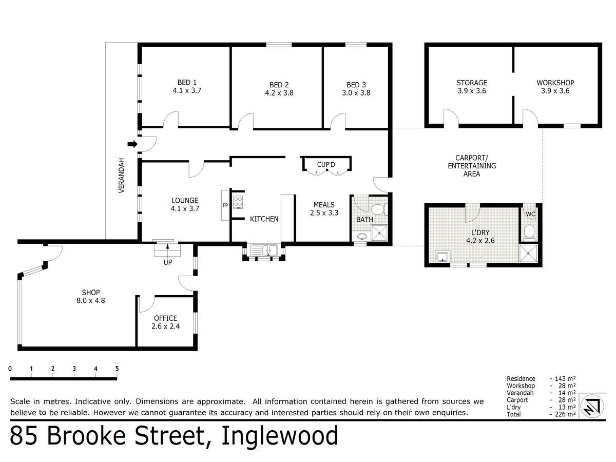 85 Brooke Street, Inglewood