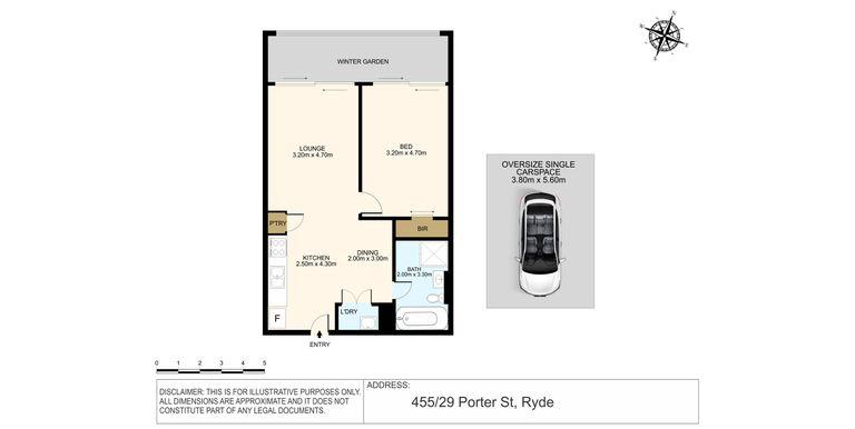 455 / 29 Porter Street, Ryde