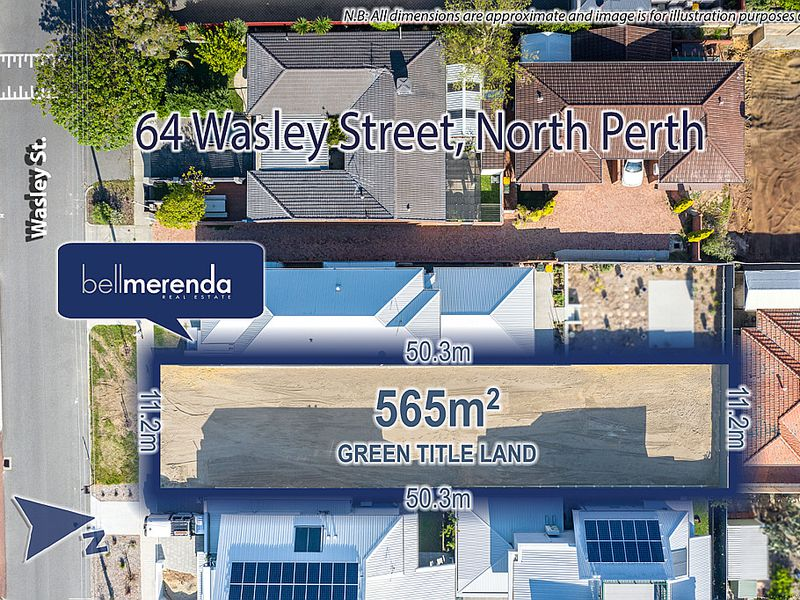 64 Wasley Street, North Perth