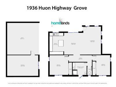 1936 Huon Highway, Grove