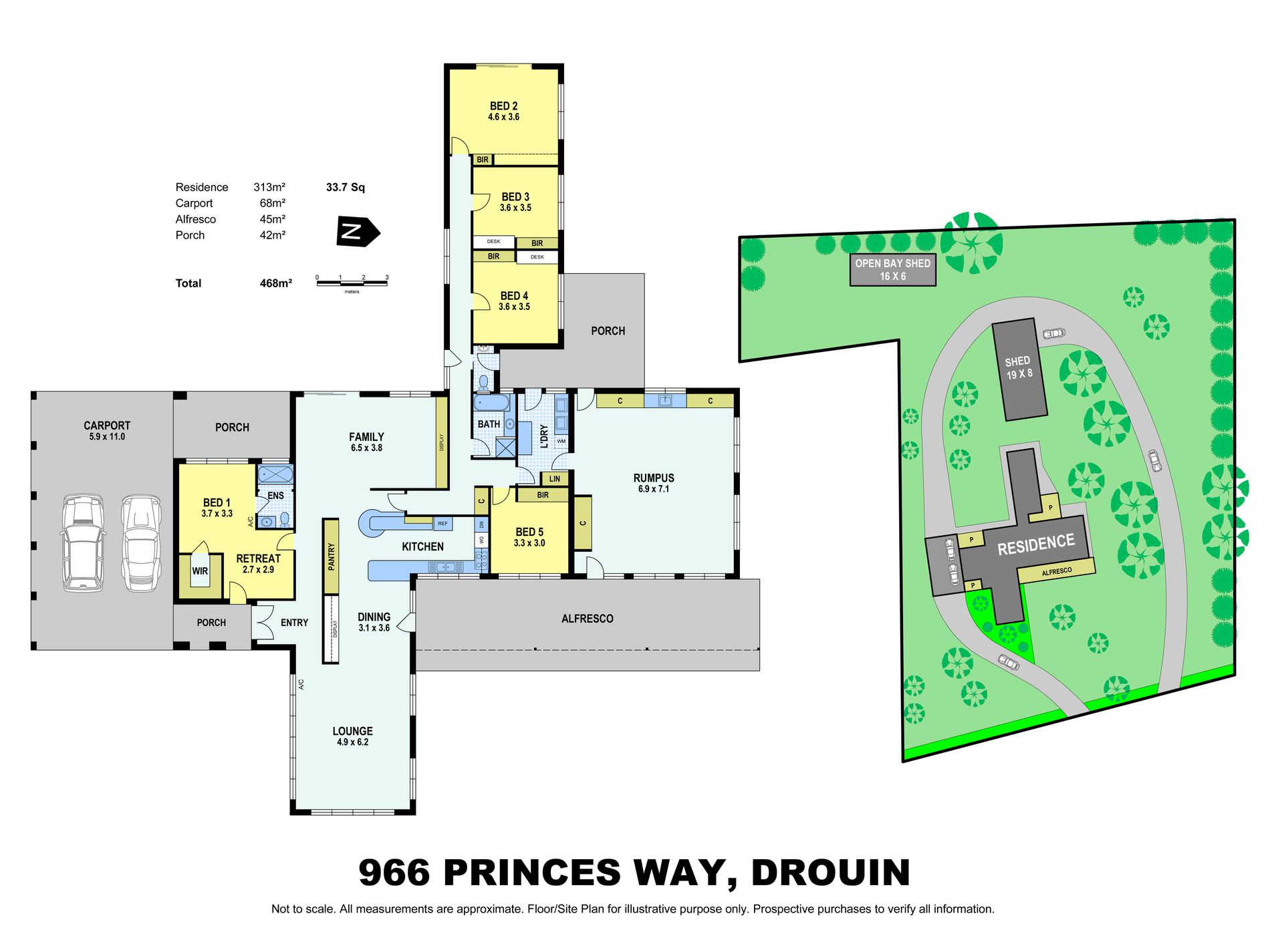 966 Princes Way, Drouin