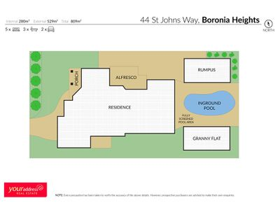 44 St Johns Way, Boronia Heights