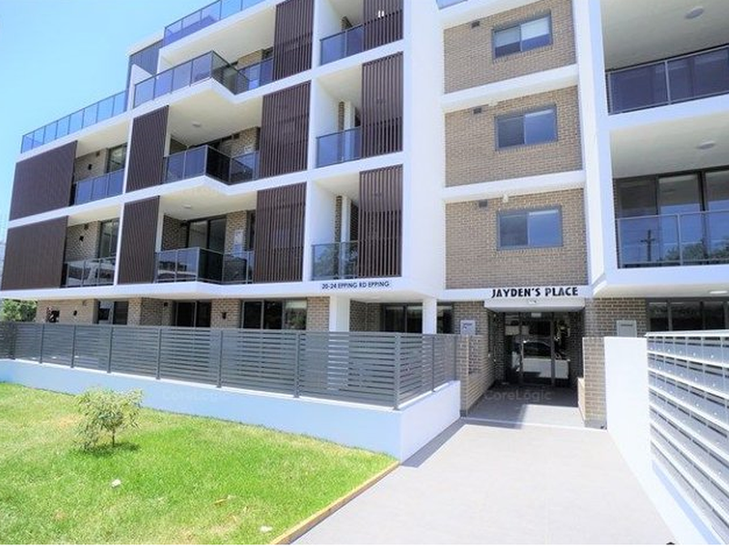 410 / 20-24 Epping Road , Epping