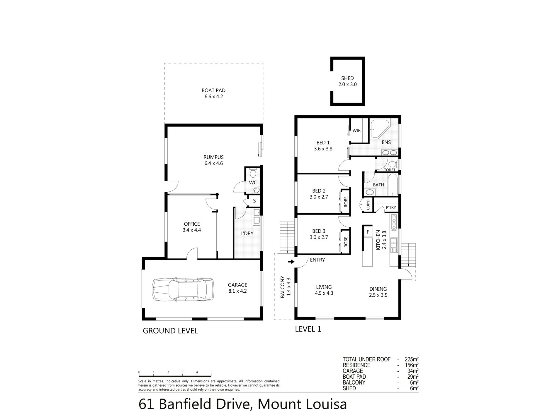 61 Banfield Drive, Mount Louisa