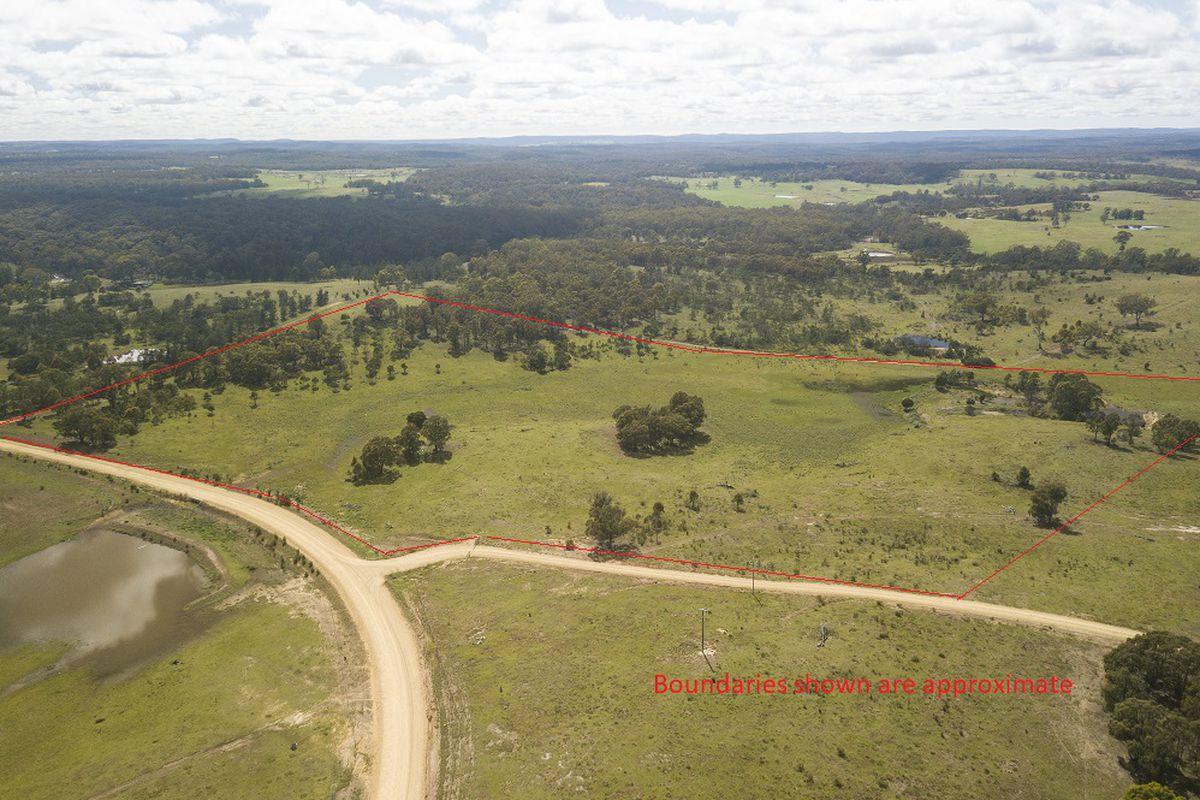 25 acres with building entitlement