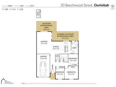 20 Beechwood Street, Ourimbah