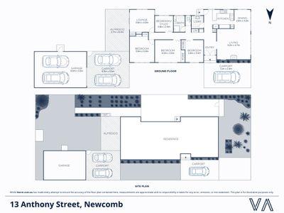 13 Anthony Street, Newcomb