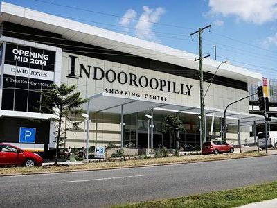 Indooroopilly MR