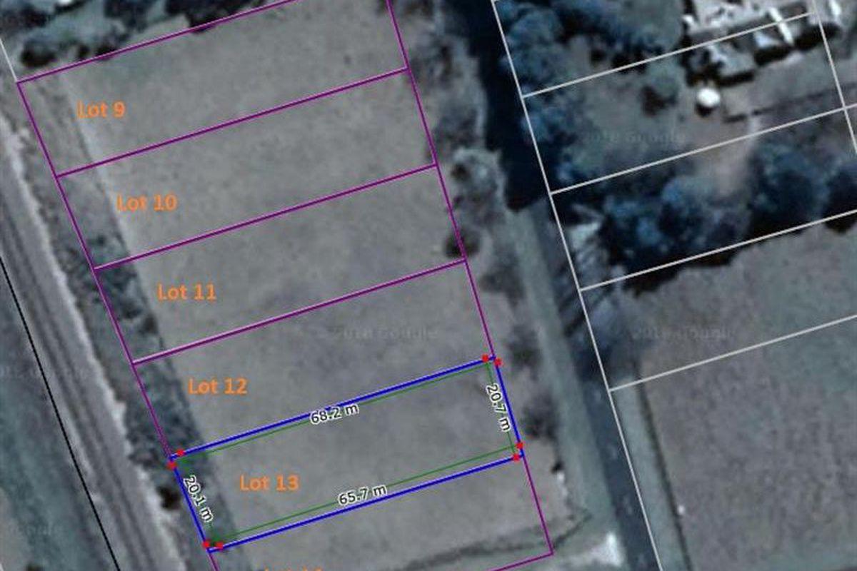 1315sqm - Lot 13, Lake Bathurst