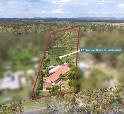 27 Five Oak Green Crt, Jimboomba