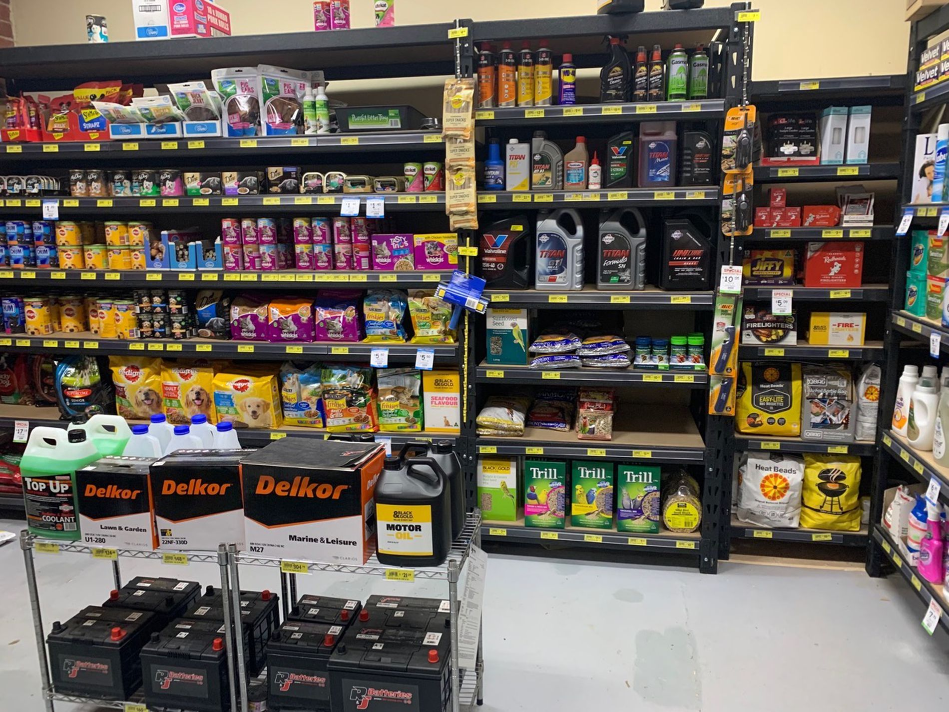 Grocery, Bakery, General Store Business For Sale in the North West