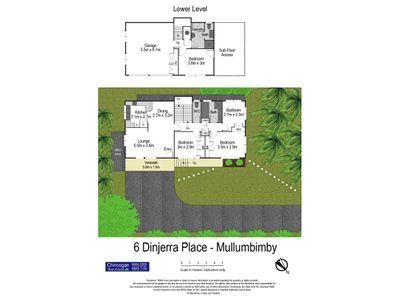 6 Dinjerra Place, Mullumbimby
