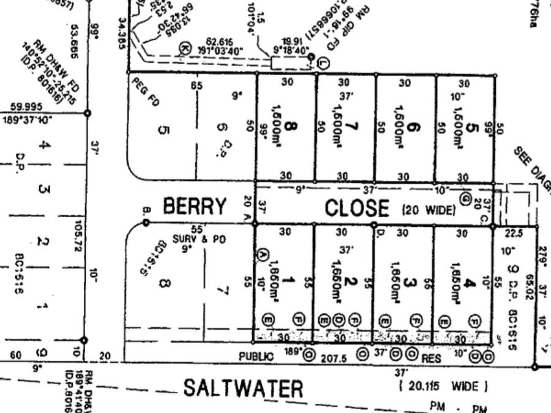 Lot 1 Berry Close, Wallabi Point