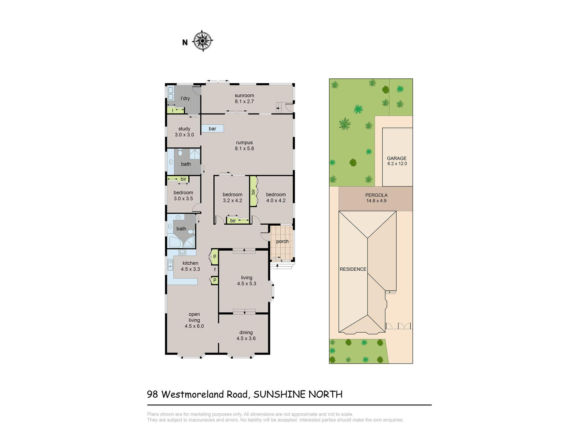 98 Westmoreland Road, Sunshine North