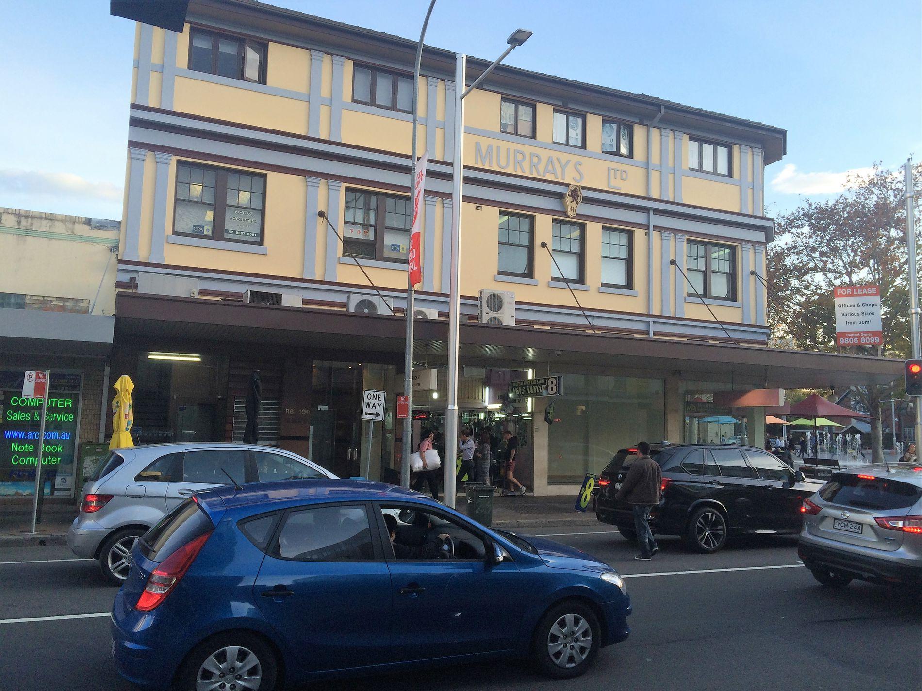 S2 Level 1 / 186-190  Church Street, Parramatta