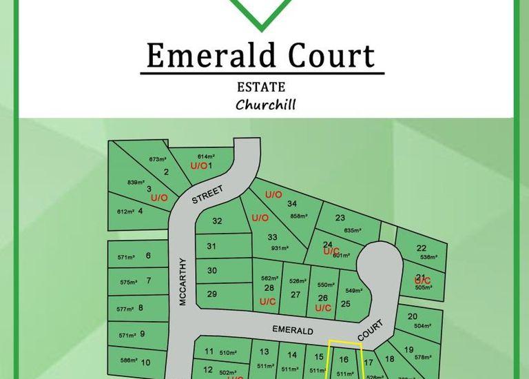 16 Emerald Court, Churchill