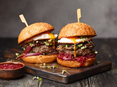 Takeaway Burger Bar Business For Sale