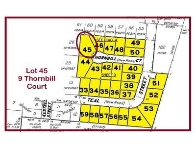 Lot 45, 9 Thornbill Court, Longreach