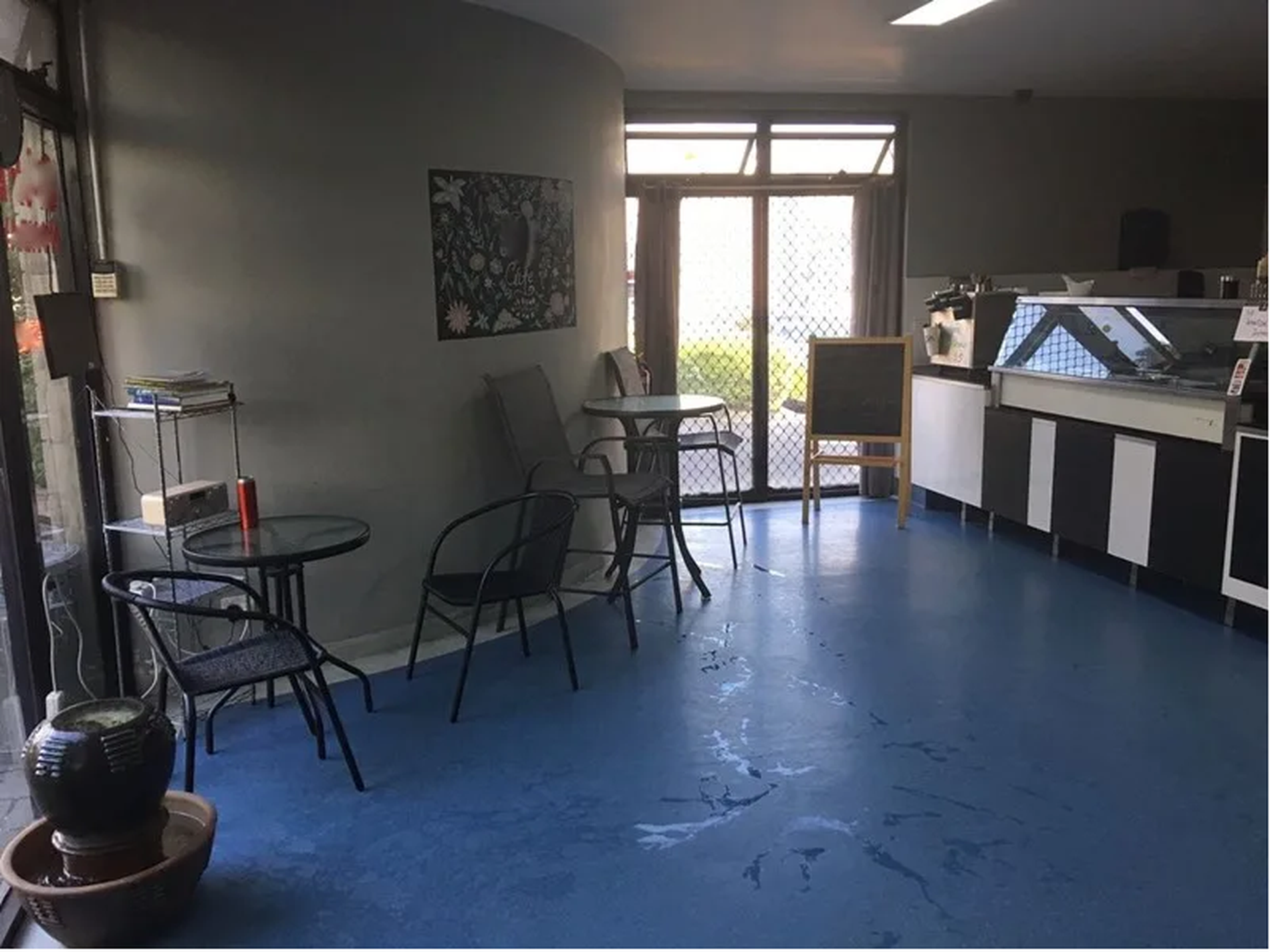 SOLD - 5 Day Cafe Business For Sale Mitcham