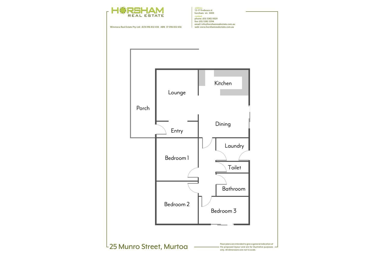 25 Munro Street, Murtoa