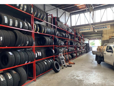 Tyre and Automotive Service Business for Sale in the North