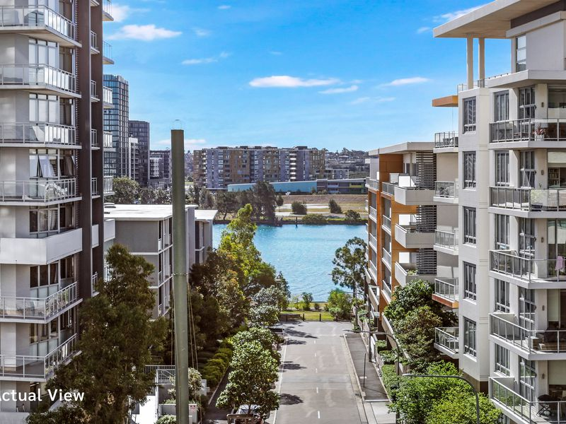 201  / 2 Timbrol Avenue, Rhodes