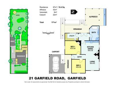 21 Garfield Road, Garfield