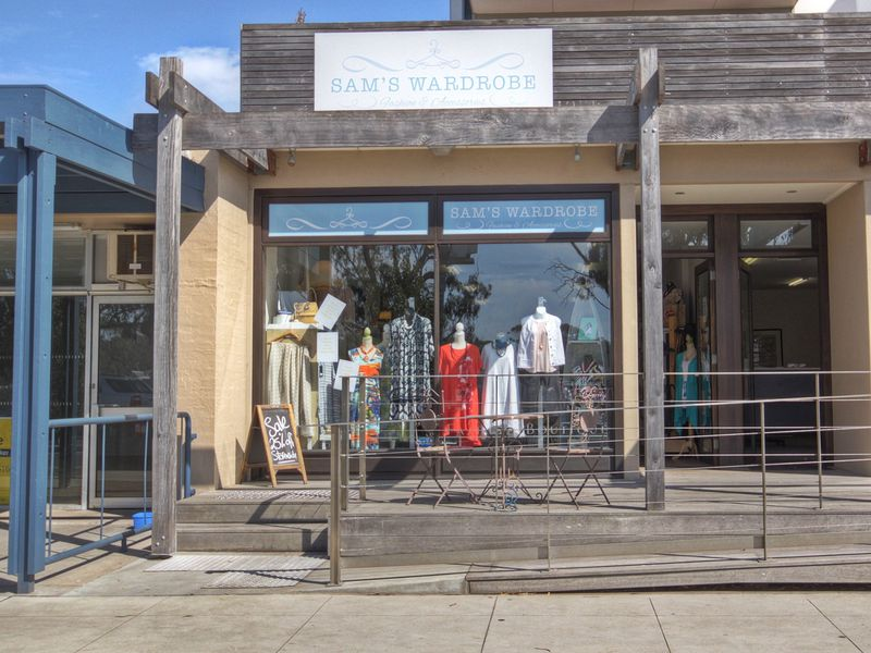 Sam's Wardrobe Fashion & Accessories.