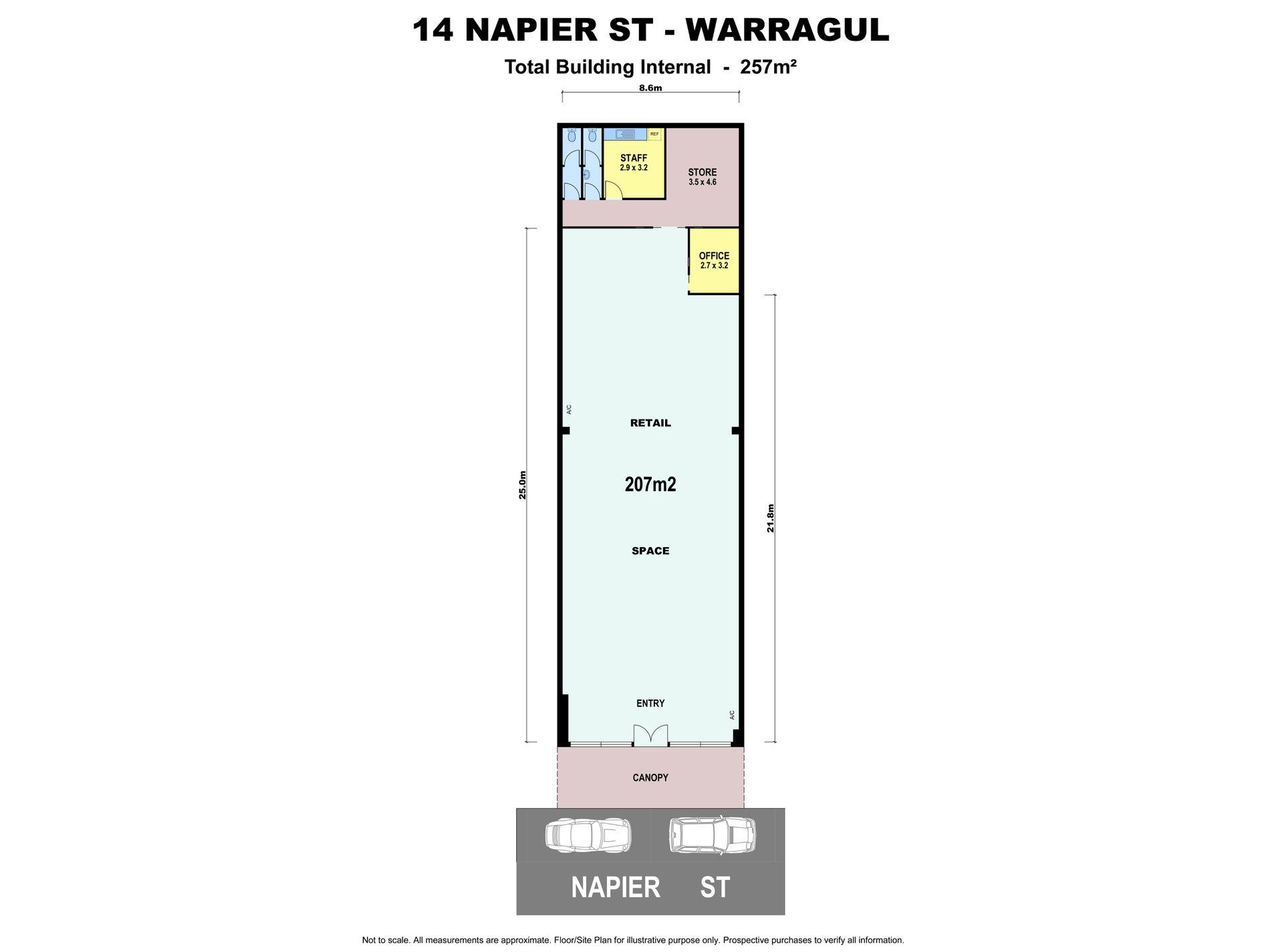 14 NAPIER STREET, Warragul
