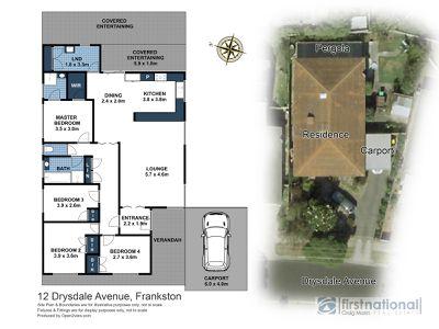 12 Drysdale Avenue, Frankston