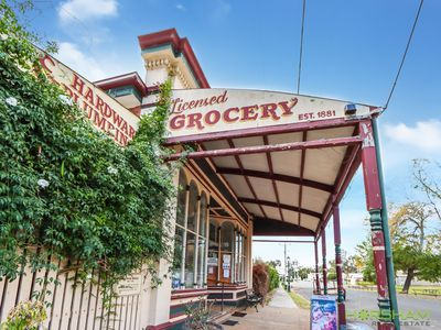 Kolmar House - Licenced Grocery Store