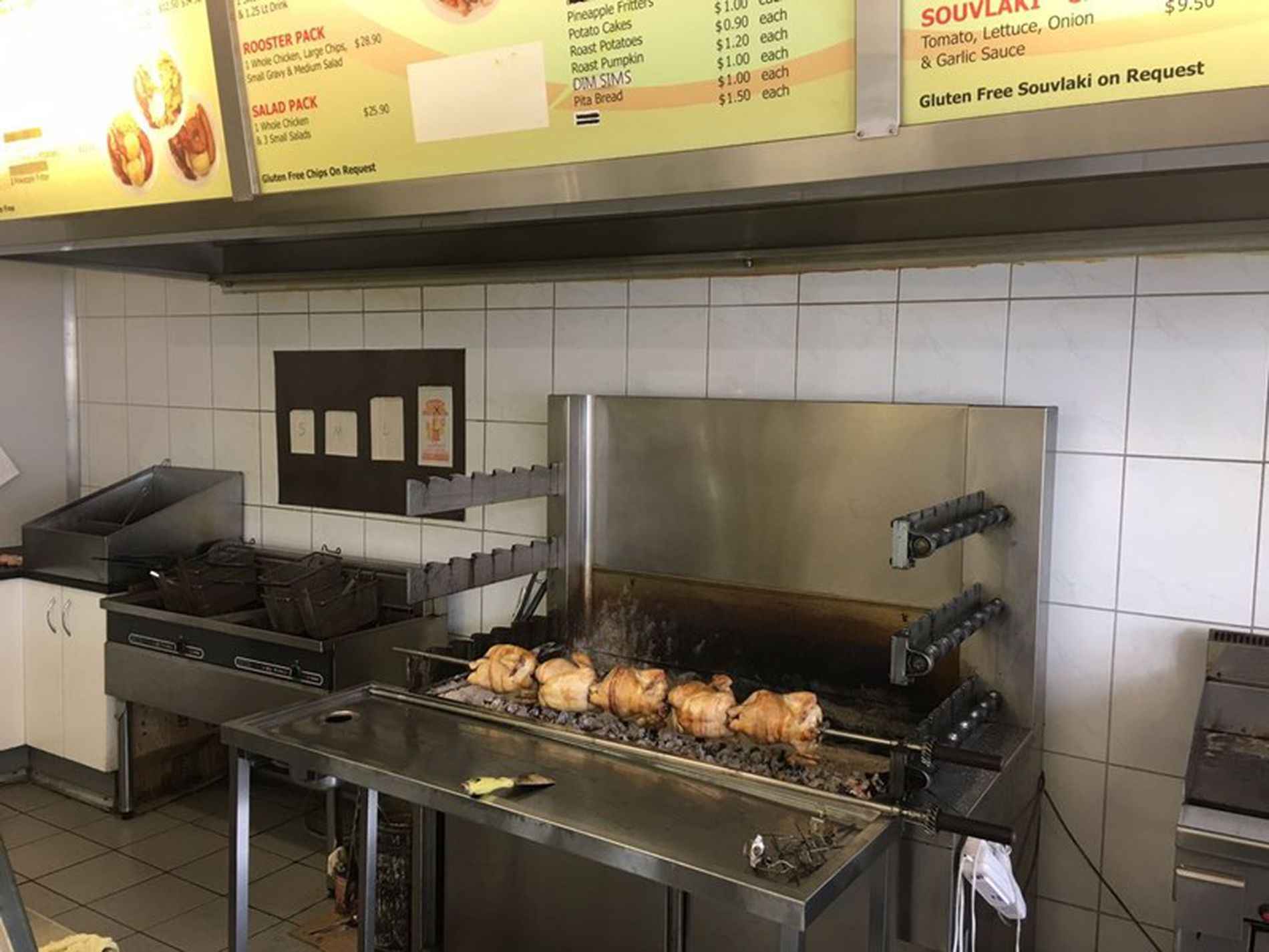 SOLD - Charcoal Chicken Business For Sale in the South East